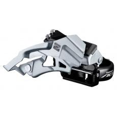 přesmykač SHIMANO Altus FD-M3000 9 speed 34,9mm (s adaptérem na 31,8 a 28,6 mm ) T.Swing, v krabičce