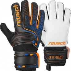 Goalkeeper gloves Reusch Attrakt SG Junior 5072815 7783