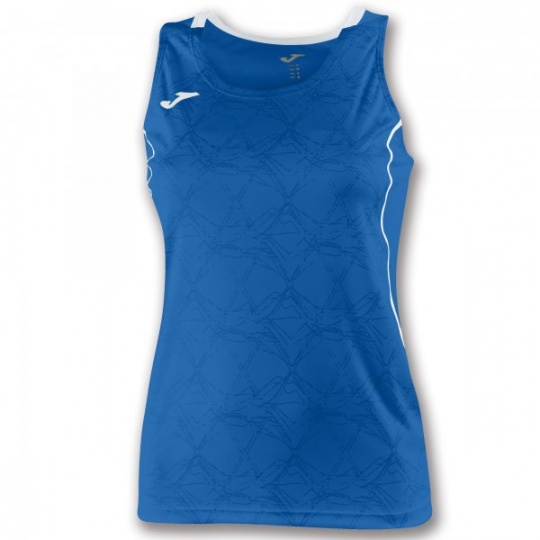 TSHIRT OLIMPIA SLEEVELESS ROYAL WOMAN