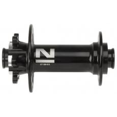predné náboj NOVATEC Boost 110/15 mm 32 dier čierny
