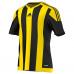 Striped 15 M football jersey