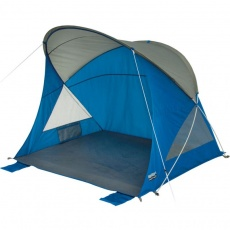 High Peak Beach Tent Sevilla blue gray 10129