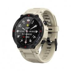 Watch, smartwatch Sport Tactic beige