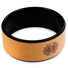CZAKRA jóga kruh korek, průměr 32,5 cm