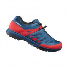 topánky Shimano ET5 červené
