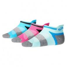 Asics 3PPK Lyte Youth Socks JR 132098-0286 socks