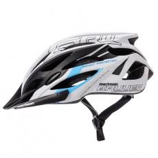 Bicycle helmet Meteor Gruver 24747-24749