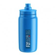 fľaša ELITE FLY 20 modrá / modré logo 550 ml