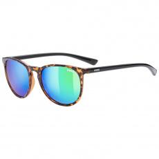 okuliare UVEX LGL 43 havana čierne