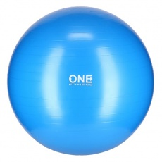 Gymnastická lopta HMS Gym Ball 10 modrý, 75 cm