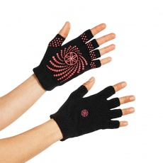 57125 fingerless non-slip gloves