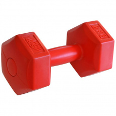 Composite dumbbell 2 kg EB FIT red
