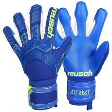 Goalkeeper gloves Reusch Attrakt Freegel S1 M 5070235 - 4949