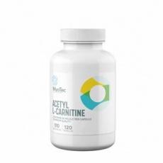 Acetyl L-karnitín 120 kapslí