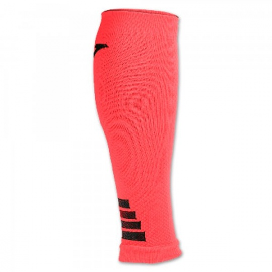 LEG COMPRESSION SLEEVES CORAL FLUOR