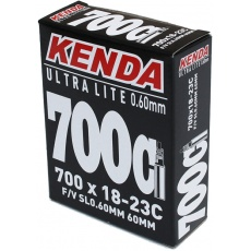 duše KENDA 700x18/25C (18/25-622/630)  FV  60mm 78g  Ultralite