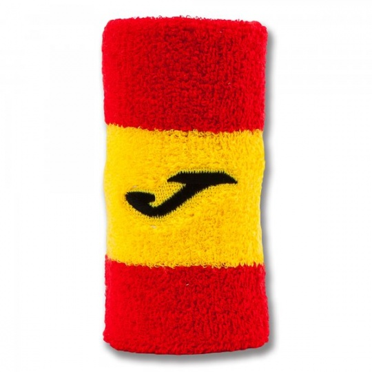 WRISTBAND RED-YELLOW-RED