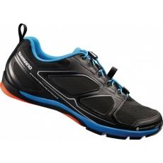boty Shimano CT71 černé