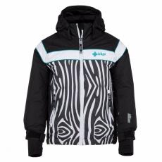 KILPI DELIS-JG - dievčenská lyžiarska bunda