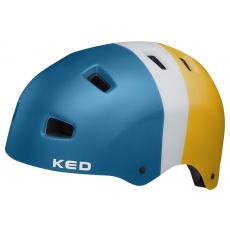 prilba KED 5Forty L 3 colors retro boy 57-62 cm