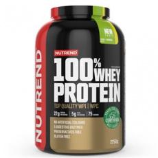 100% Whey Protein 2,25 kg NEW kiwi banán + Šejker ZADARMO
