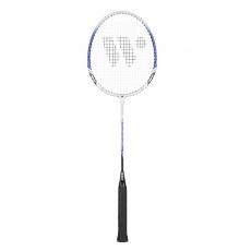 Badmintonová raketa WISH Alumtec 317 stříbrno-modrá