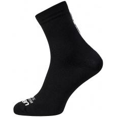 ponožky ELEVEN Strada vel. 10-13 (XL) černé