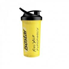 shaker ISOSTAR žltý 700ml