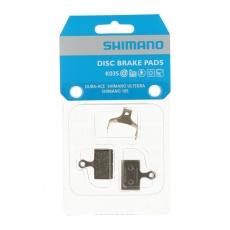 brzdové destičky Shimano K03S silniční polymer original balení