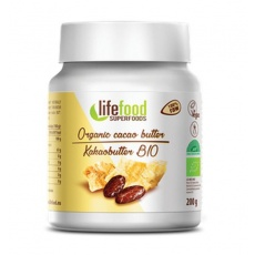 kakaové máslo Lifefood BIO RAW 1kg