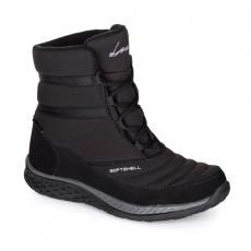boty dámské LOAP FERMATA zimní čreno/modré
