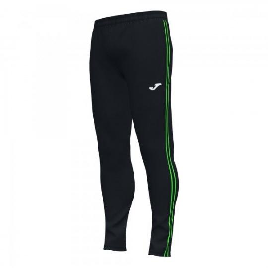 CLASSIC LONG PANTS BLACK-FLUOR GREEN