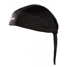 šátek Rogelli BANDANA pod přilbu černý