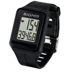 pulsmetr SIGMA ID.Go černý