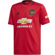 Adidas Manchester United Home Jersey Jr DW4138