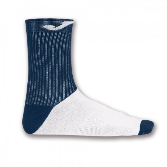 SOCK WITH COTTON FOOT DARK NAVY