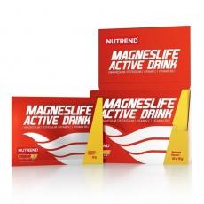 nápoj Nutrend MagnesLife Active Drink 10x15 g citrón