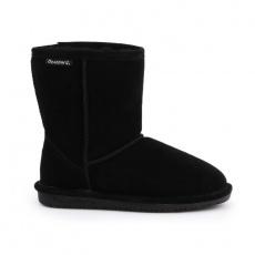 BearPaw Black Neverwet Jr.608Y shoes