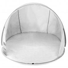 ALTUS Samorozkládací outdoorový paraván, 195x100x85 cm - šedý