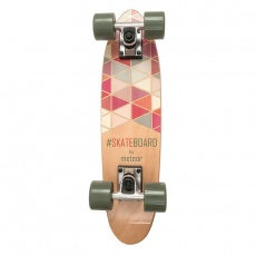 Meteor Summer Triangles 24288 skateboard