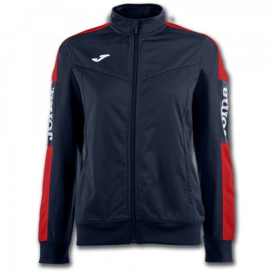 JACKET CHAMPIONSHIP IV NAVY-RED WOMAN
