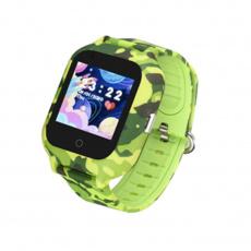 Watch, smartwatch Kids Moro 4G green