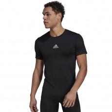 Compression shirt adidas Techfit Base Short Sleeve M