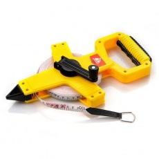 Measuring tape with handle Meteor 30m 38307