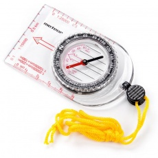 Meteor compass with ruler 71017