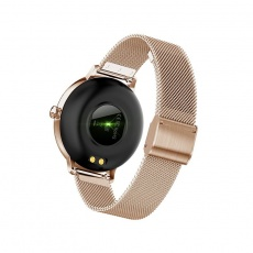 Watch, smartwatch Women Emma gold, steel