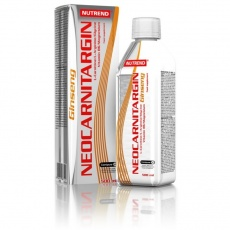 nápoj Nutrend Neocarnitargin+ženšen 500ml