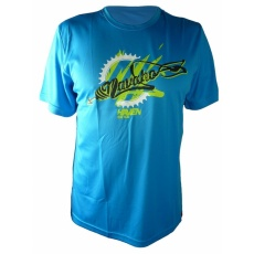 dres krátký pánský HAVEN NAVAHO modro/zelený