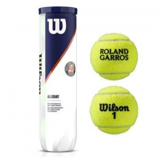 Wilson Roland Garos All Court 4 WRT116400 tennis ball