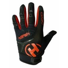 rukavice dětské HAVEN DEMO LONG černo/červené